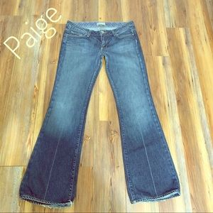 Paige Distressed Jeans